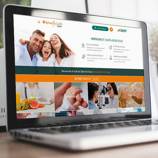 Caser - Desarrollo web a medida