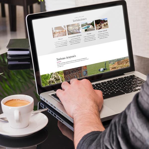 Hotel Marivella - Desarrollo web y SEM