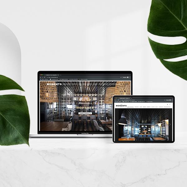 Moments - Diseño, desarrollo web y campañas SEM