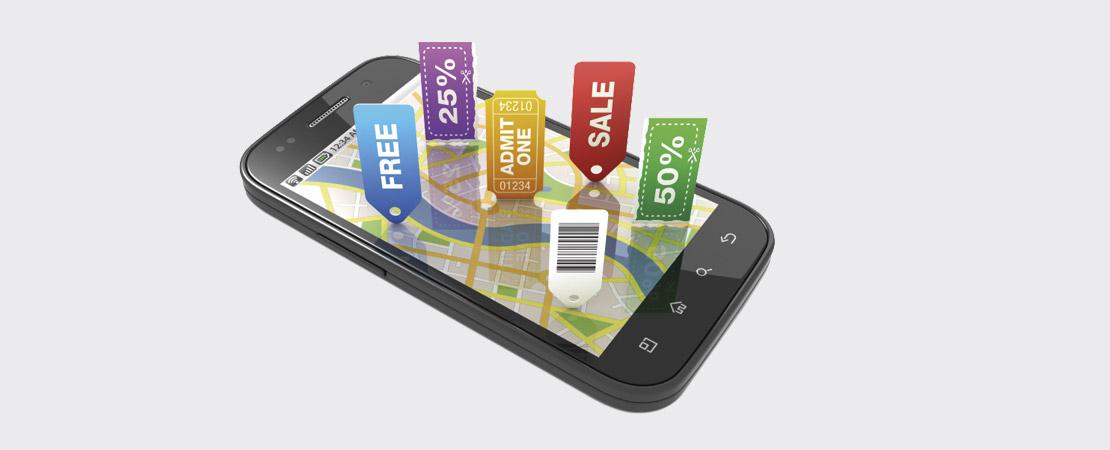 blog coodex publicidad movil - El 34% de los internautas son favorables a la publicidad en Internet en el móvil si reciben una recompensa