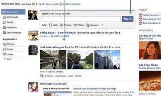 facebook - Facebook se renueva