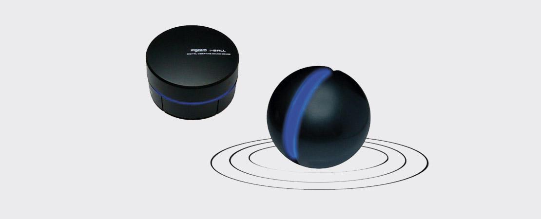 blog coodex iball - I-Ball, un altavoz portátil capaz de hacer que tus muebles canten