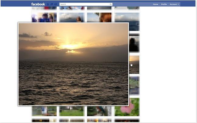 zoom fotos facebook 1 - Cómo quitar el nuevo visor de fotos de Facebook