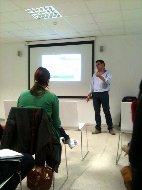 camonemprende21 1 - Presentación 'Cómo emprender en Internet'