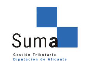 suma logo 3001 1 - SUMA Gestión Tributaria de la Diputación de Alicante