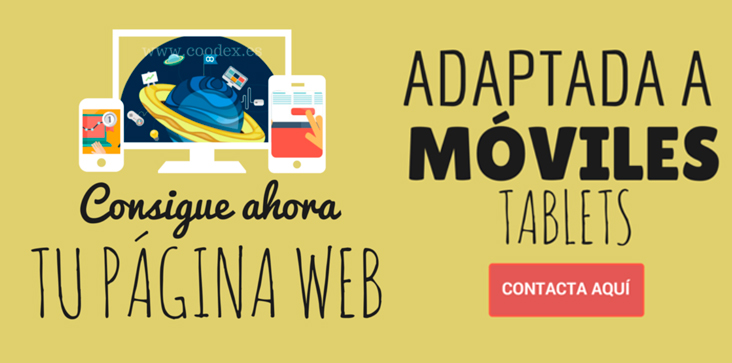 diseño de páginas web para móviles 1 - Diseño web para móviles responsive ¿por qué deberías adaptar tu web a dispositivos móviles?