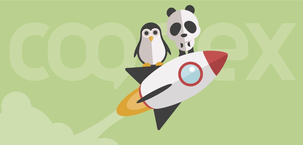 panda pinguin seo2 1 - Posicionamiento web: Google Panda 4.0 mayo 2014