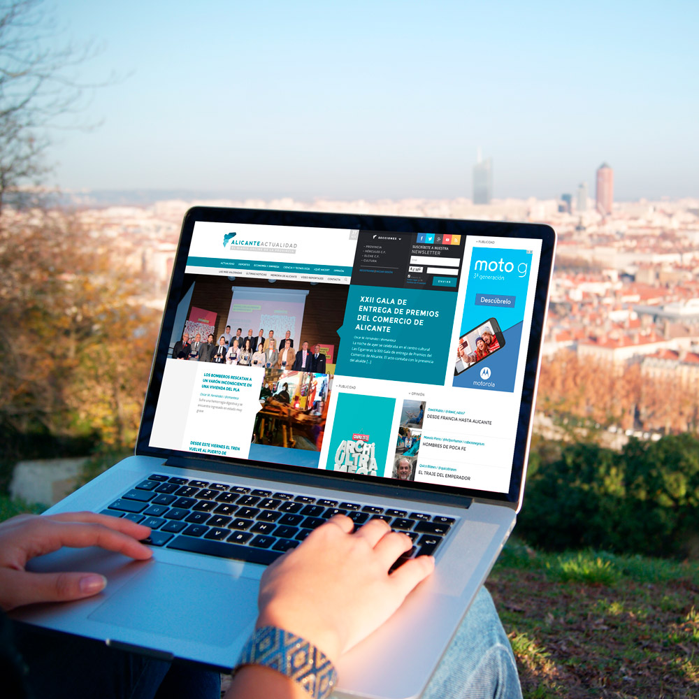 diseno web alicante actualidad informacion 05 1000 - Diseño de páginas web en Alicante: Alicante Actualidad