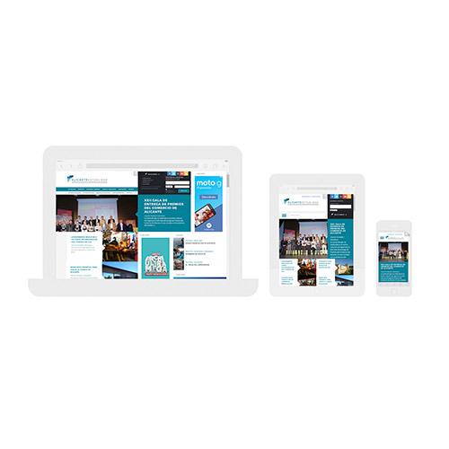 diseno web alicante actualidad informacion 089 500 - Diseño de páginas web en Alicante: Alicante Actualidad