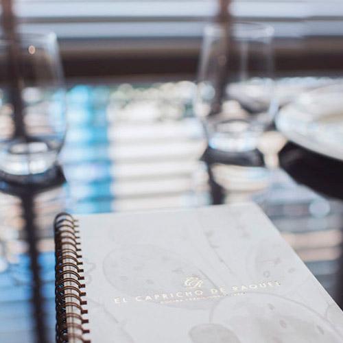 diseno web capricho raquel restaurante 04 500 - Diseño web, marketing online Alicante: El Capricho de Raquel