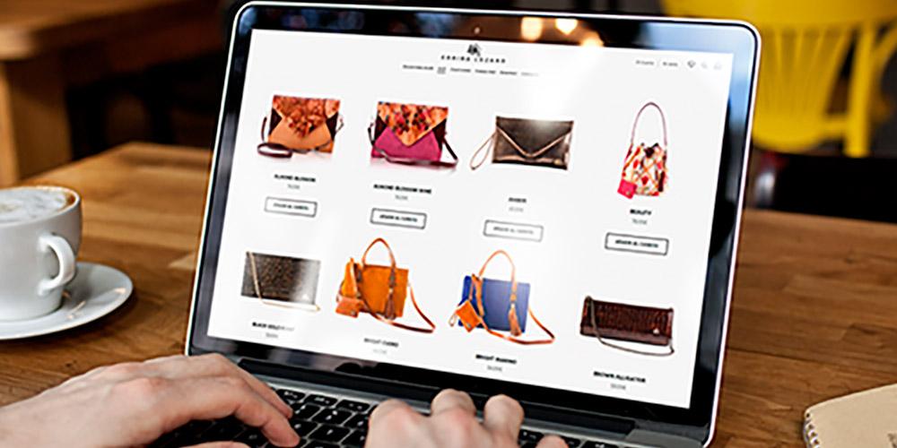 diseno web corina lozano tienda bolsos 03 500 - Diseño tiendas online Alicante: Corina Lozano