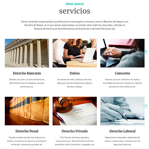 diseno web guevara abogados 05 1000 1 - Diseño web alicante, Guevara Abogados