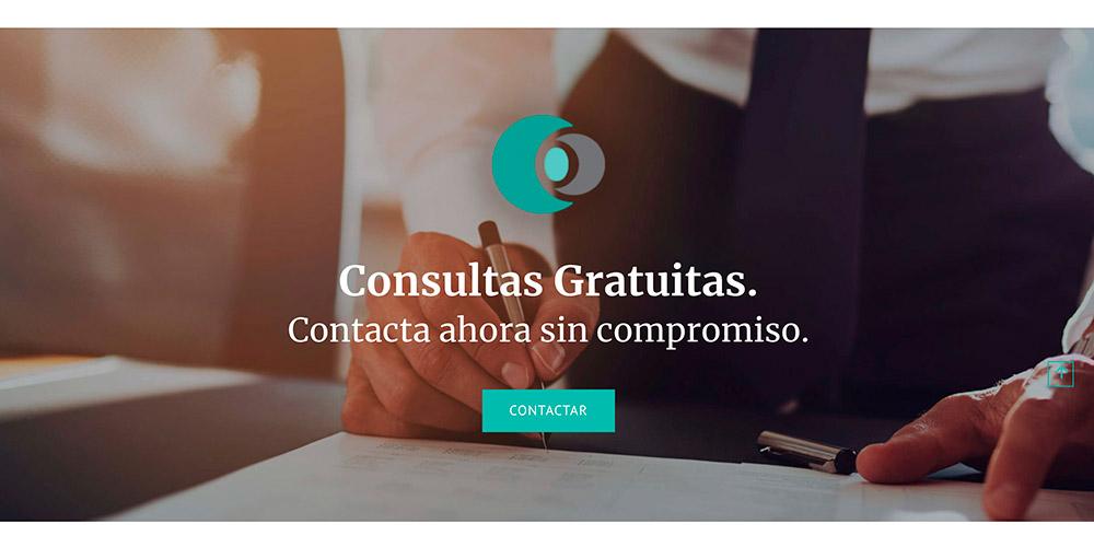 diseno web guevara abogados 1000x500 - Diseño web y Marketing Online: Guevara Abogados Alicante