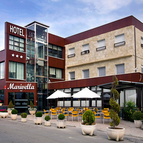 diseno web hotel marivella hoteles 03 500 - Diseño web  y Marketing Online Hotel Marivella