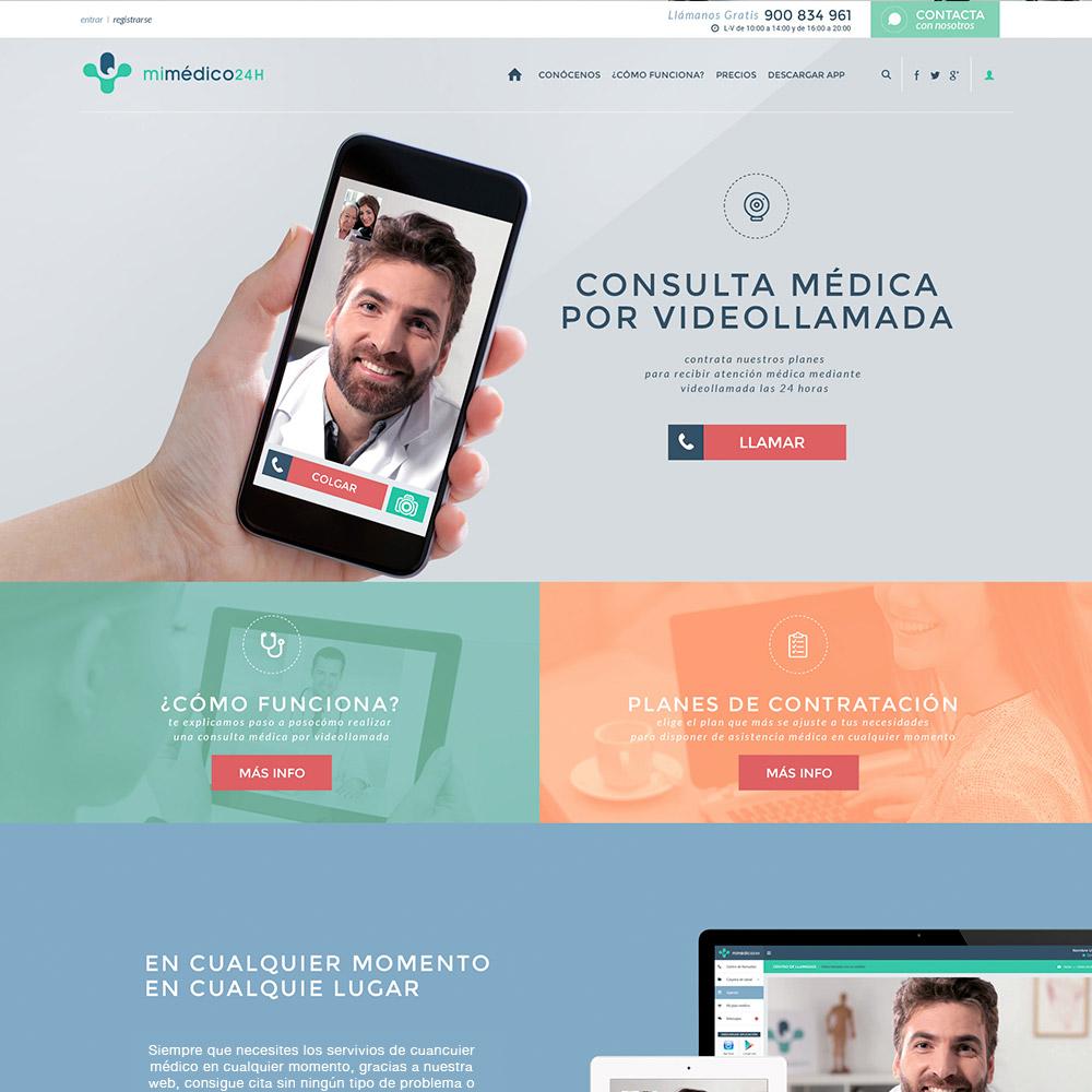 diseno web mimedico24h web medicina servicios 04 1000 - Diseño de páginas web Alicante: Mimédico24h