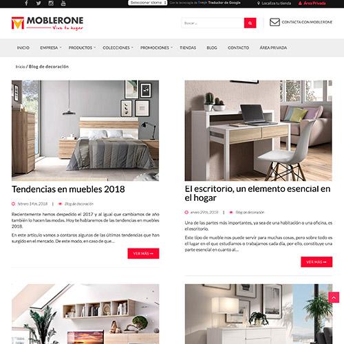 diseno web moblerone tienda muebles 04 500 1 - Diseño de páginas web Alicante: Moblerone