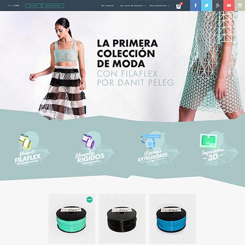 diseno web recreus tienda online material 3d 05 500 - Marketing digital para tiendas online: Recreus