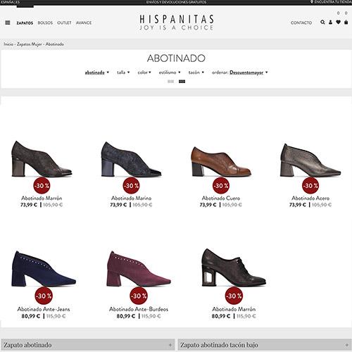 marketing online hispanitas publicidad calzado 02 500 - Posicionamiento web orgánico SEO Hispanitas