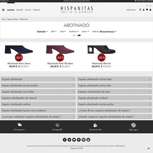 marketing online hispanitas publicidad calzado 03 500 - Posicionamiento web orgánico SEO Hispanitas