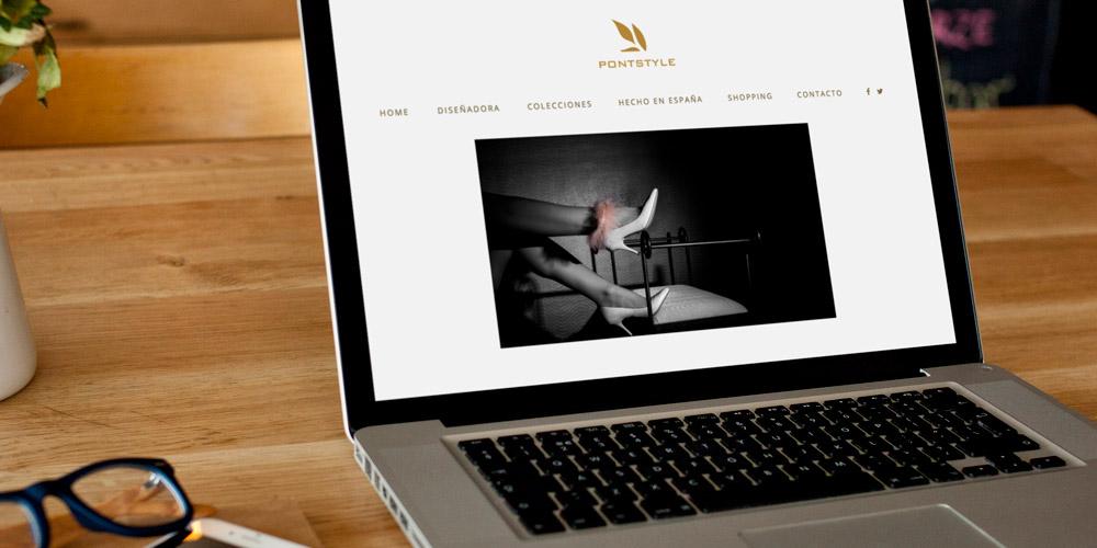 diseno web pontstyle diseño moda tiendaonline 01 1000x500 - Diseño páginas web Alicante: Pontsytle