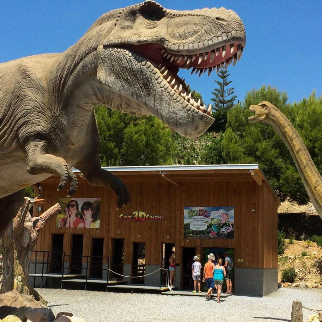 Notas prensa Alicante Dino Park