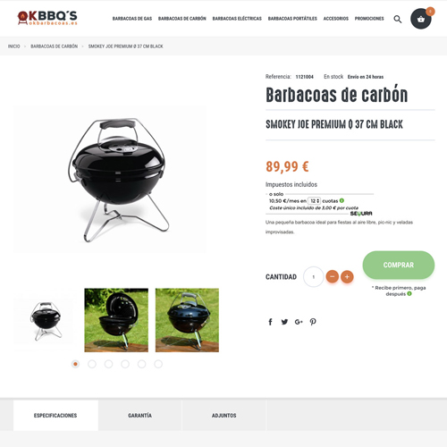 portfolio bbk 2 prev - Diseño tienda online y marketing en Internet: OkBarbacoas