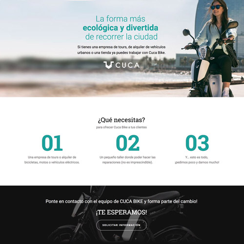 portfolio cucabike 5 prev - Diseño web y marketing online: Cuca Bike