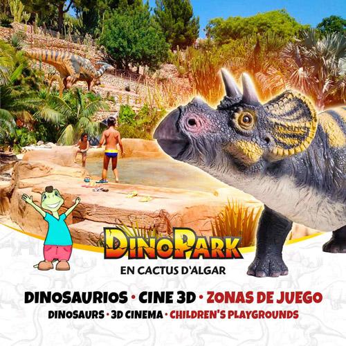 portfolio dinopark 3 prev - Marketing online, campañas SEM y SEO: DinoPark