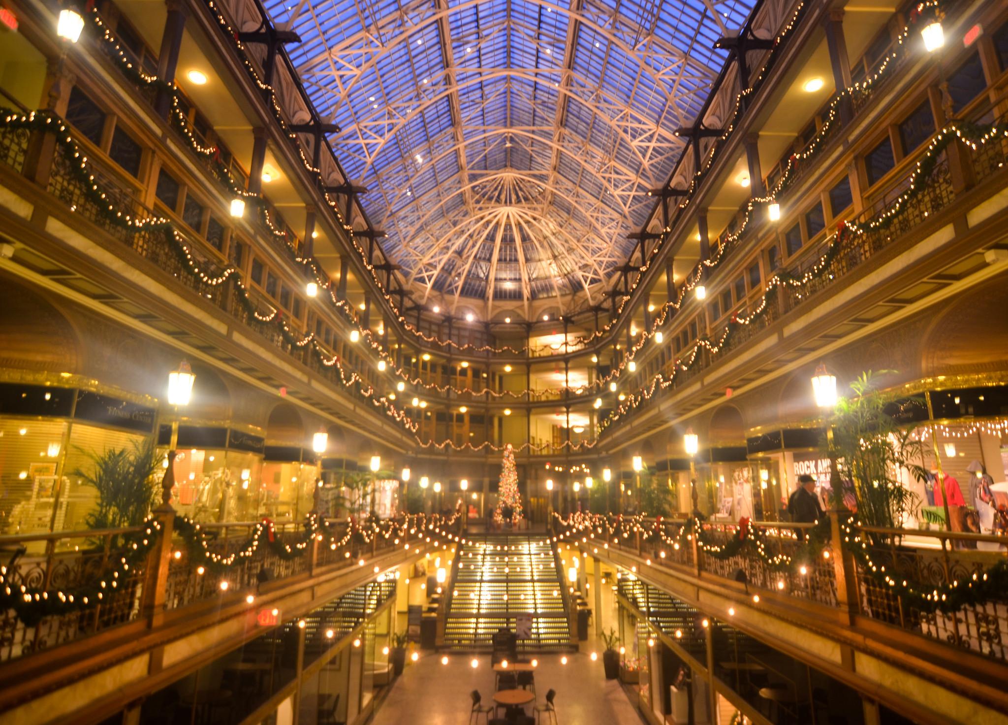 Eventos en centros comerciales