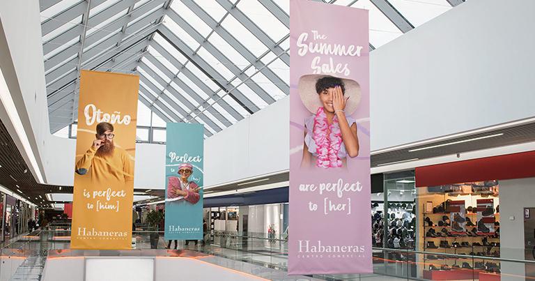 Publicidad para Centros Comerciales